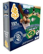 SAN DIEGO PADRES OYO GAME TIME FIELD SET 10 FIGURES INFIELD & OUTFIELD 157 PCS
