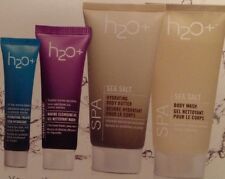 H2O Plus -  Relax & Hydrate - Face & Body Travel Size Set - NEW