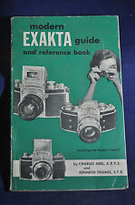 1954 Modern Exakta Guide and Reference Book [Camera]
