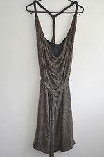 CALVIN KLEIN Womens Stunning Summer Drape Dress ~ Worn Once ~ Size Small