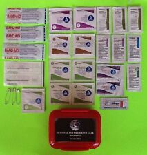 28 Piece Water Resistant First Aid Kit Emergency Survival Prepper Bug Out Bags