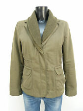 MEXX WINTER JACKE GR 40 / BRAUN & WINTERWARM - TRENDY  ( K 0386 )