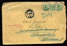 1920 Denmark cover postage due