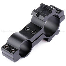 Figure of 8 Torch / Laser Mount 25mm x 25mm Rifle Scope Flashlight Bracket FREE