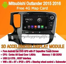 Android 5.1 Car DVD Player Radio Stereo Wifi for Mitsubishi Outlander 2015 2016