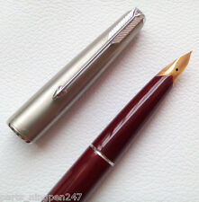 Very Rare Parker 65 Fountain Pen MADE IN ENGLAND