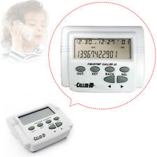 FSK/DTMF Caller ID Box+Cable for Mobilephone LCD Display CID-2008E