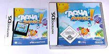 Spiel: AQUA PANIC FISCHE für den Nintendo DS + Lite + Dsi + XL + 3DS 2DS