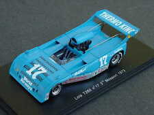Spark 1/43 Thermo King Lola T260 #17 Mosport Can Am 1973 Bob Nagel