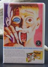 Fright Factory Comic Book Ad - Fridge / Locker Magnet. Vintage Toy Advertising