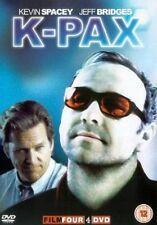 K-Pax [DVD] [2002] Kevin Spacey; Jeff Bridges; NEW SEALED FREEPOST