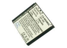 3.7 v Batería Para Nokia 3250 Xpressmusic, N73, 6288, 6280, 9300i Li-ion Nueva