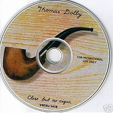 THOMAS DOLBY CLOSE BUT NO CIGAR PROMO PICTURE CD SINGLE 1992 MINT