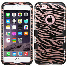 For iPhone 7 Case 7 Plus SE 5S 4S 6S Hybrid Hard Shockproof Protective Cover