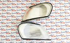 Vauxhall VECTRA B - PAIR OF CLEAR INDICATOR LIGHTS / LENS - RHS & LHS - NEW