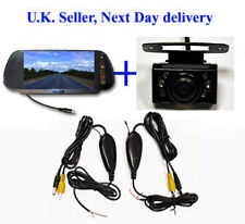 Wireless Video Parking Reversing 7'' inch LCD  Camera