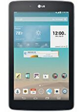 LG G Pad 7.0 LTE 16GB, Wi-Fi + 4G (AT&T), 7in - Black Very Good Condition