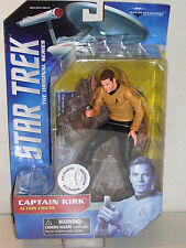 NEW STAR TREK CAPTAIN JAMES T. KIRK ACTION FIGURE 2013 DIAMOND SELECT