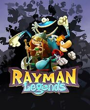 Rayman Legends XBox One Poster (24x36) - NEW