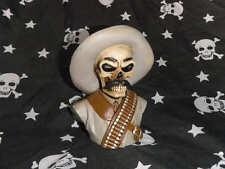 DIY Pistolero Gunslinger Skull Shift Shifter Knob Lowrider Skeleton Lowrider