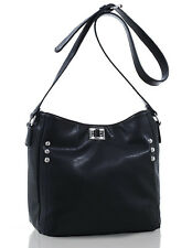 Emperia Outfitters® Dual Entry Concealed Carry Crossbody Bag w/ Holster- Black