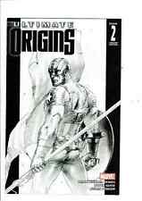 Ultimate Origins #2 Gabriele Dell 'Otto 1:75 sketch Variant Marvel 2008 1st Print