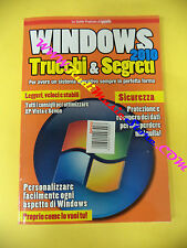 book libro WINDOWS 1010 TRUCCHI & SEGRETI guide pratiche COMPUTER WEEK (L19)