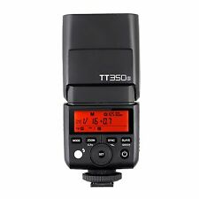 Godox TT350S TTL HSS GN36 Wireless Mini Flash Fr Sony Mirrorless Camera a7 a6000