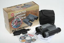 Simmons Capture View 8x30 Fernglas und Digicam mit 1,3MP NEU!