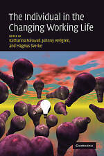 The Individual in the Changing Working Life, , Very Good condition, Book