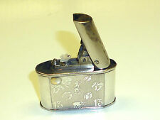 AP (ALTENPOHL & PILGRAM) GARANTIE ZÜNDER LIGHTER - 835 SILVER  - 1934 - GERMANY