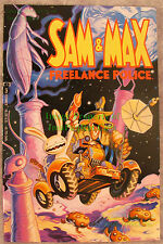 Sam & Max Freelance Police #1 Epic comics Steve Purcell 1-Shot RARE! EXCELLENT