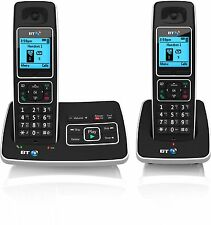 BT 6500 Cordless DECT Phone Home Landline with Nuisance Call Block Twin Duo