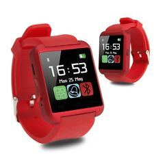 Bluetooth Smart Wrist Watch Smart Phone Mate For Android IOS iPhone Samsung LG