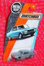 Matchbox '71 NISSAN SKYLINE 2000GTX MBX Adventure City #5 DJV34-2B10 has harness