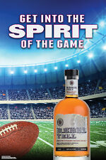 REBEL YELL  FEEL THE SPIRIT 24 BY 36 POSTER