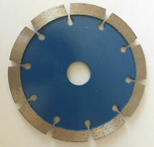 """DIAMOND TUCK POINT DISC 5"""" (125 x 8 x 10 mm) SAW BLADE REMOVE MORTAR JOINT"""