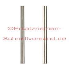 2 HM inflexión cuchillo hobelmesser para cepilladora/cepilladora AEG eh 750/eh750 R