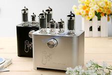 6J1 6P1 New Small Mini Tube AMP HIFI Audio Valve Amplifier 7colors