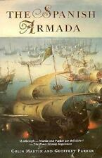 The Spanish Armada Martin, Colin, Parker, Geoffrey Paperback