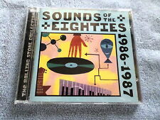 SOUNDS OF THE EIGHTIES 1986-1987 (CD) - ROLLING STONE COLLECTION - TIME LIFE
