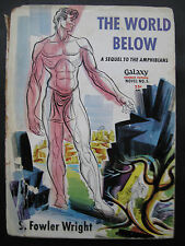 "GALAXY SCIENCE FICTION NOVEL No. 5 - ""The World Below "" by S. Fowler Wright (2)"