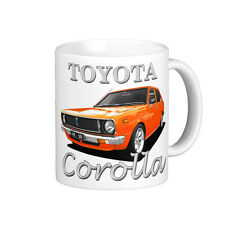 TOYOTA   KE30  COROLLA   SEDAN       QUALITY  11oz . MUG