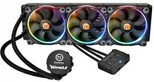 Thermaltake CL-W108-PL12SW-A 3.0 Riing RGB 360 AIO Water CPU Cooler With 120mm