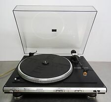 vintage hifi record player Garrad Quartz DDQ650 electronic direct drive turntabl