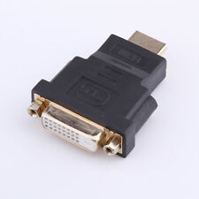 DVI-D Dual Link(24+1 pin) Female to HDMI Male Converter Adapter for LCD HDTV DVD