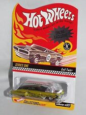 2002 Hot Wheels Collectors Club HWC Series 1 #003 Evil Twin w/ Real Riders 00524