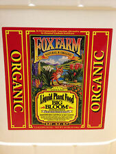 Fox Farm-Big Bloom 100ml grandes cogollos crezcan Boost-Hidroponía