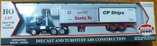 Model Power HO #22003 Tractor/Trailer -- Short Haul Tractor (Containers/SF/CP)