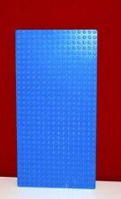 Lego 2748 Platte Grundplatte Bauplatte 16x32 Noppen, blau